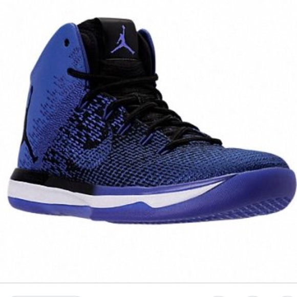 3cc1891ef515a1 Jordan xxxi 31 855037 007 Black game royal blue